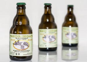 bier met moringa